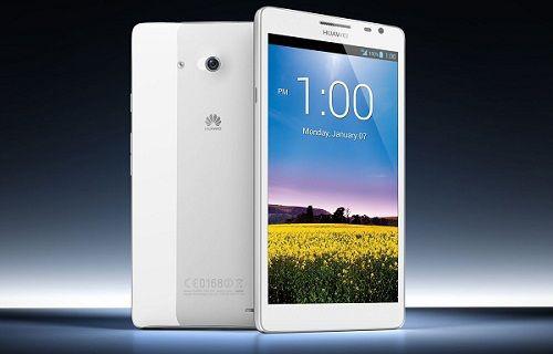 Huawei'in dev telefonu Ascend Mate II görüntülendi