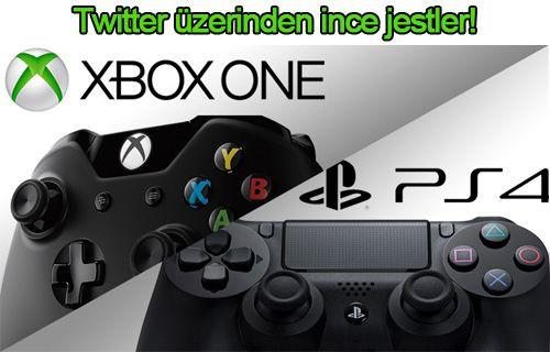 Sony'den Microsoft'a Xbox için ince jest!