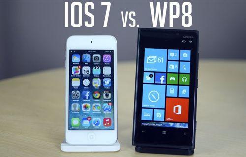 Windows Phone, İOS'u geçebilir mi?