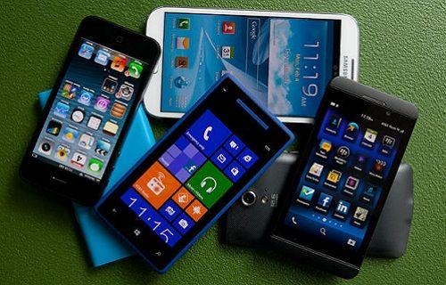 1 milyar akıllı telefon satılacak!