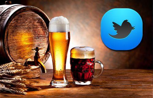 Twitter'dan da alkol yasağı geldi!