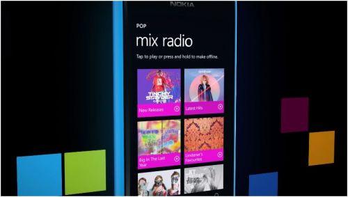 Nokia MixRadio ile 'Zevkime Göre Çal'