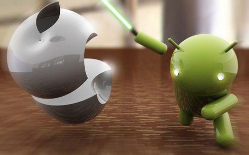 Android 6.0 Marshmallow vs iOS 9: Görsel karşılaştırma