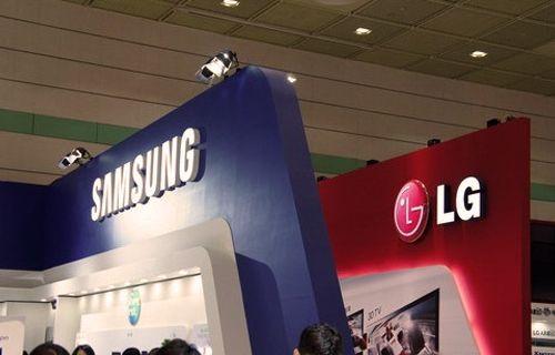 Samsung ve LG'den yeni akıllı telefonlar geliyor!