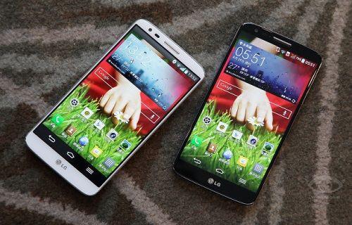 LG G2 için Android 4.4 güncellemesi başladı