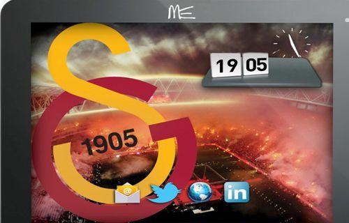 Galatasaray tablet çıkardı, işte GS Tablet!
