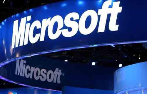 Microsoft 2015'e ait ilk mali raporunu açıkladı