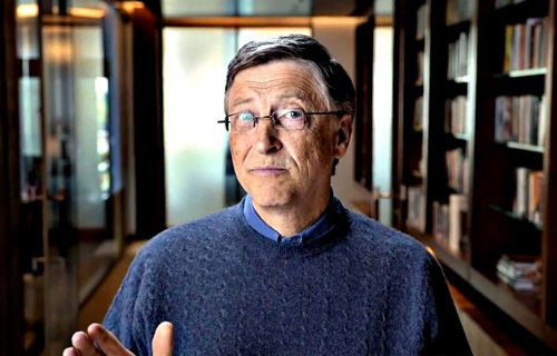 Bill Gates, Amazon'un uçan kargosu Amazon Prime Air'i yorumladı!