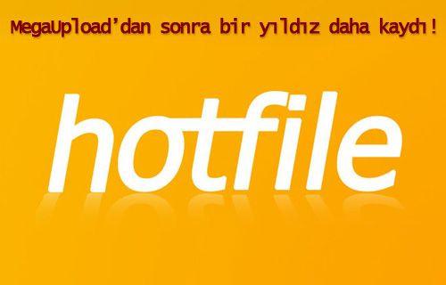 Hotfile.com kapandı!