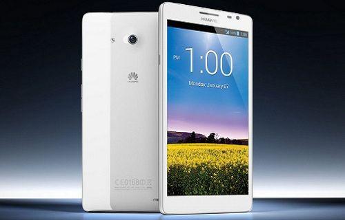 Huawei Ascend Mate 2 ortaya çıktı!