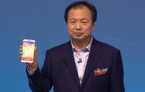 Galaxy Note 3 rekor satışa doğru gidiyor!