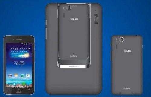Asus PadFone mini resmiyet kazandı!