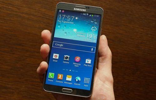 Galaxy Note 3 Lite'ın üretimine başlandı!