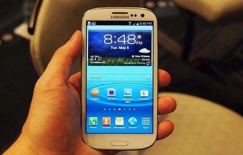 Galaxy S III LTE için Android 4.3 güncellemesi başladı!
