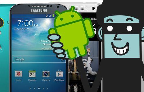 Android telefonlarınız artık kaybolmayacak!