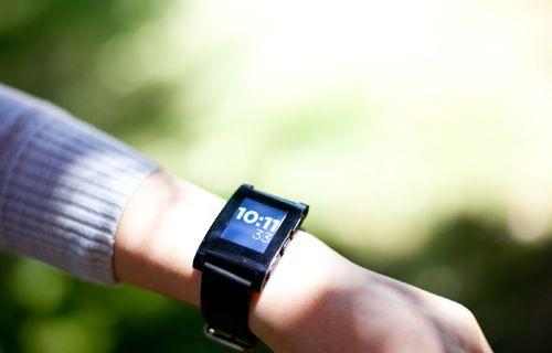 Pepple akıllı saate yeni özellik eklendi