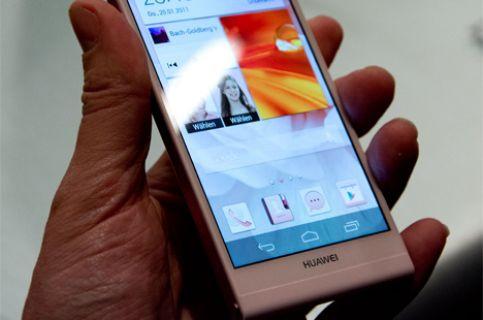 Huawei 2014 yılına bomba bir cihazla giriyor, işte karşınızda Sophia!