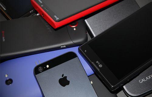 2013'de göze çarpan en iyi 12 akıllı telefon!