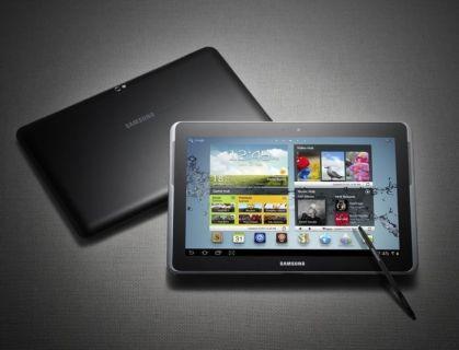 Dev ekranı ile Galaxy Note Pro geliyor!