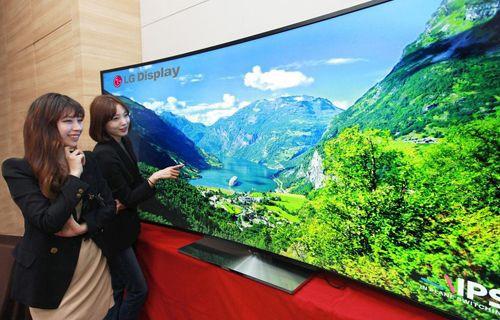 Dünyanın ilk esnek ekranlı 105 inç ekranı neler sunuyor?