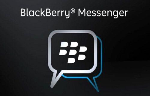 BlackBerry Messenger'a bas-konuş özelliği geliyor!