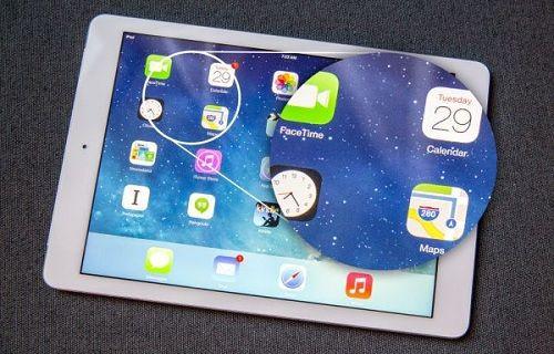 Apple büyük ekranlı iPad çalışmalarına başlamış!