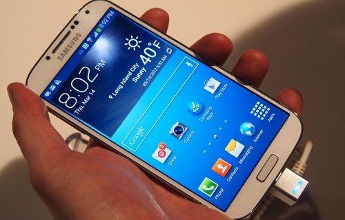 Galaxy S5'te yer alacak ekranın üretimine başlandı!