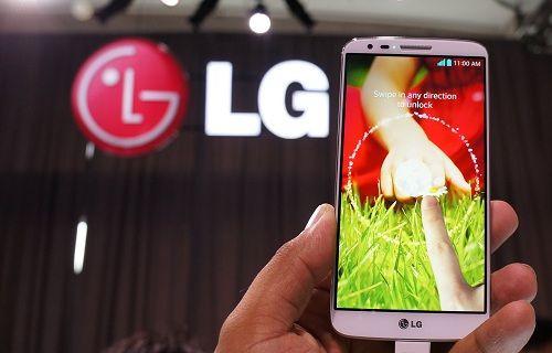 LG G2 için Android 4.4 resmen başladı!