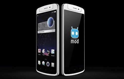 CyanogenMod ROM yüklü Oppo N1 satışa başladı!