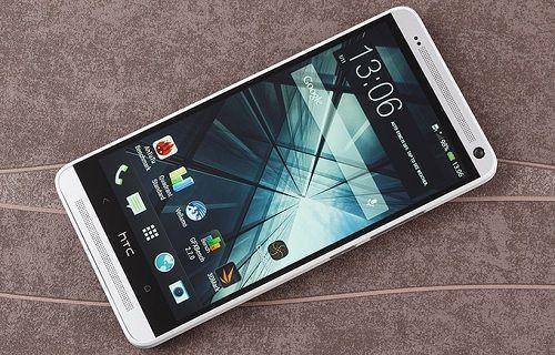 Altın renkli HTC One Max satışa sunuldu!
