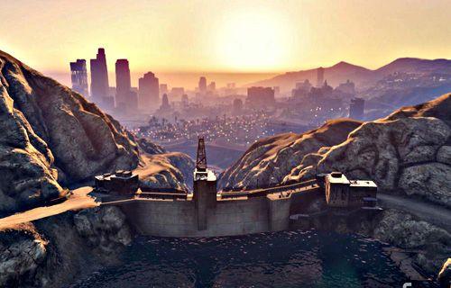 GTA 5'e gelen yeni güncelleme Los Santos'u karlar altında bırakacak!