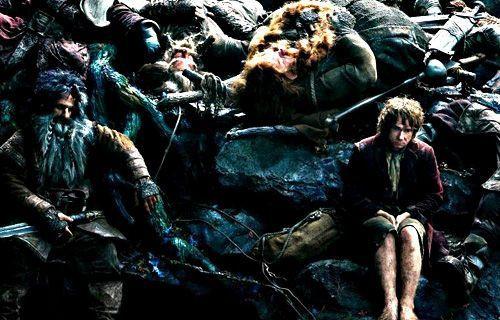Hobbit zirvede oturmaya devam ediyor!