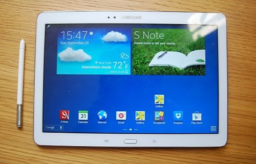 Samsung'dan 8.4-inçlik tablet geliyor!
