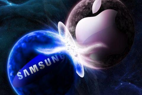 Apple ve Samsung savaşı yine başlıyor!