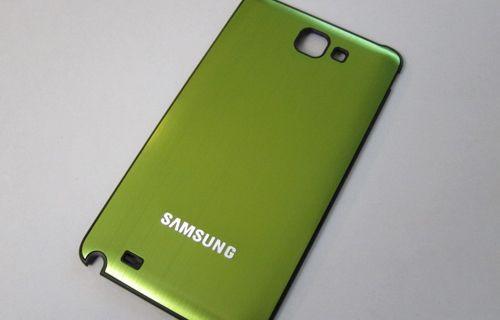 Yeşil renkli Galaxy ister misiniz?