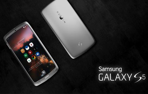 Galaxy S5 böyle mi olacak?