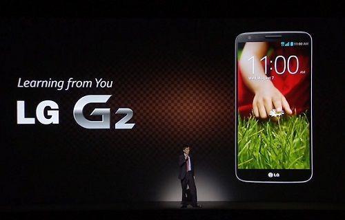 Rapor: LG G2 3 milyon sattı!
