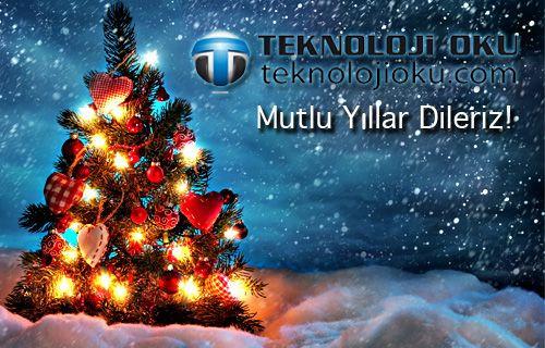 TeknolojiOku olarak yeni yılınızı kutlarız!