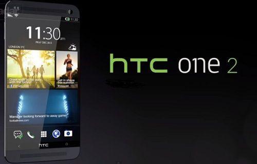 HTC M8'in (One 2) teknik özellikleri netleşiyor!
