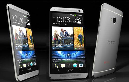 HTC'nin yeni amiral gemisi HTC One+!