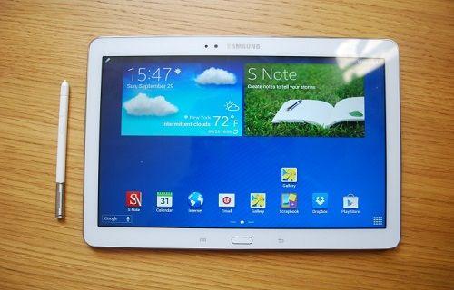 İşte Samsung'un 12.2-inçlik tableti!