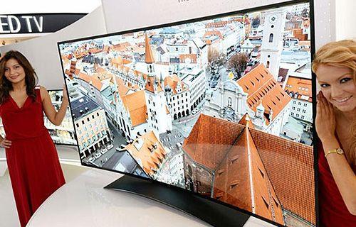 CES 2014: LG birbirinden güzel OLED TV'lerini görücüye çıkarttı!