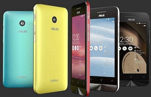 Asus'tan ZenFone akıllı telefon serisi!