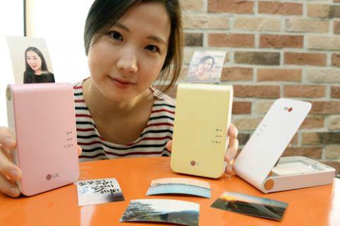 LG'den yeni Pocket Photo 2