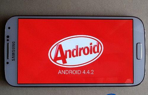Galaxy S4 için Android 4.4.2 test aşamasında ortaya çıktı!