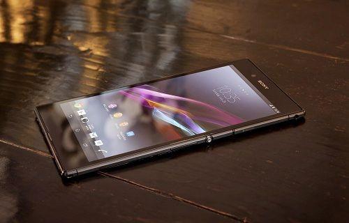 Xperia Z Ultra Wi-Fi, AnTuTu'da göründü!