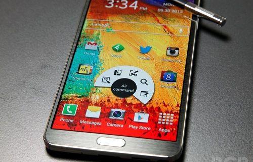 Galaxy Note 3 için Android 4.4.2 ortaya çıktı