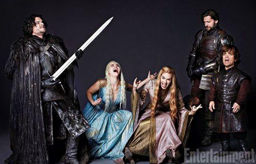 Game of Thrones 4. Sezon fragmanı nihayet yayınlandı!