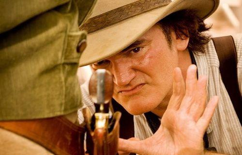 Quentin Tarantino'dan Django benzeri yeni bir film geliyor!