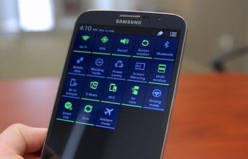 Samsung Galaxy S5'in iki farklı modeli olacak!